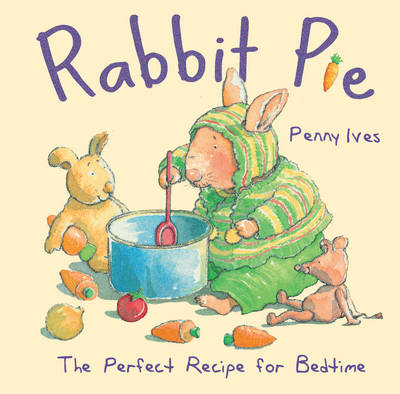 Rabbit Pie - Child's Play Library (Board book)