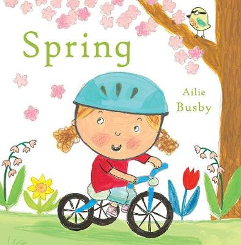 Spring - Seasons 4 (Board book)