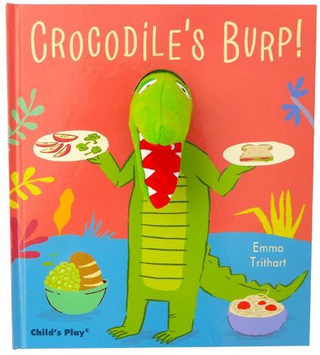 Crocodile's Burp - Pardon Me! 4