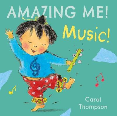 Music - Amazing Me! 4 (Board book)