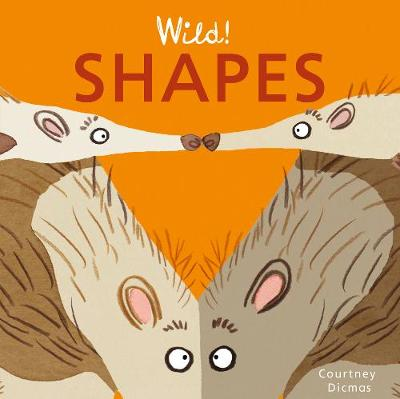 Shapes - Wild! Concepts 4 (Board book)