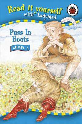 Puss in Boots - Read it Yourself - Level 3 (Hardback)