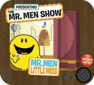 Presenting the Mr Men Show A Pop-Up Book (Hardback)