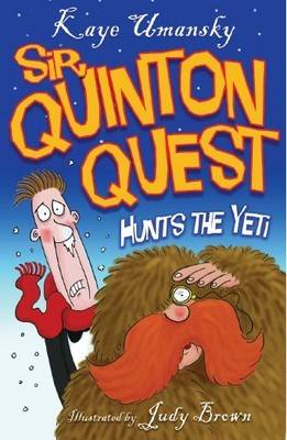 Sir Quinton Quest Hunts the Yeti (Paperback)