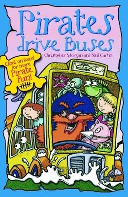 Pirates Drive Buses (Paperback)