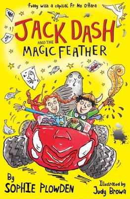 Jack Dash and the Magic Feather (Paperback)