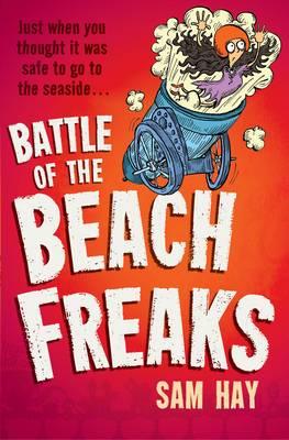 Battle of the Beach Freaks - Screaming Sands 3 (Paperback)