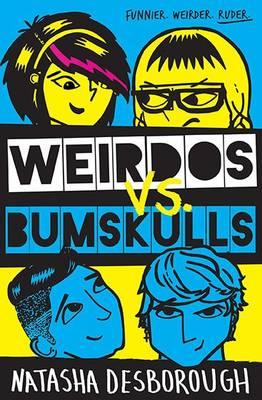 Weirdos vs. Bumskulls (Paperback)