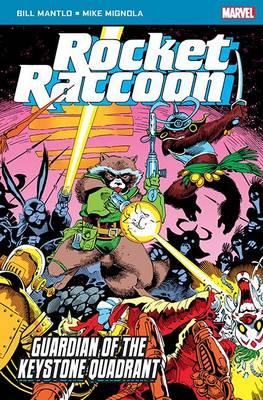 Rocket Raccoon: Guardian of the Keystone Quadrant - Marvel Pocket Books (Paperback)
