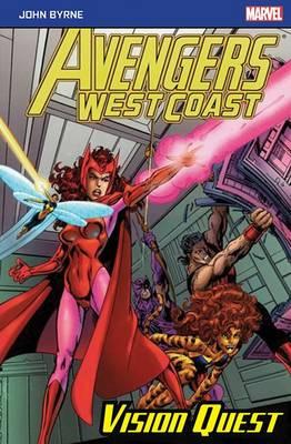 Avengers West Coast: Vision Quest - Marvel Pocketbooks (Paperback)