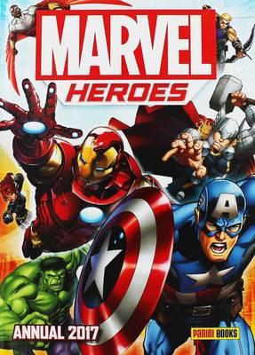 Marvel Heroes Annual 2017 (Hardback)