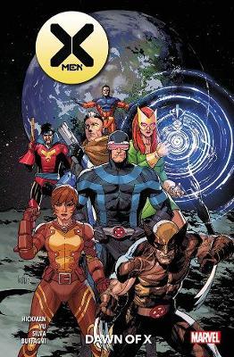 X-men Vol. 1: Dawn Of X (Paperback)