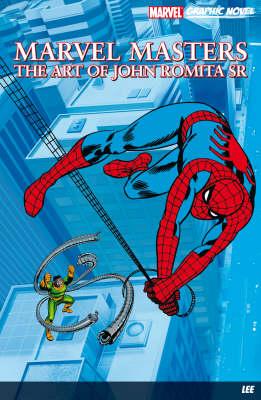 Marvel Masters: The Art Of John Romita Sr - Marvel Masters (Paperback)
