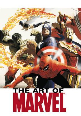 The Art Of Marvel Vol.1 (Hardback)