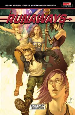 Runaways Quadrilogy Collectors' Slipcase: Four Book Set