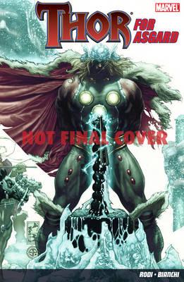 Thor: For Asgard (Paperback)