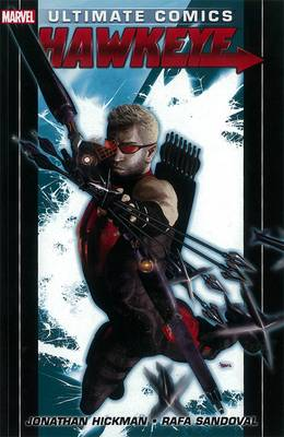 Ultimate Comics: Ultimate Comics: Hawkeye Hawkeye v. 1-4 (Paperback)
