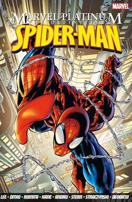 Marvel Platinum: The Definitive Spider-man (Paperback)