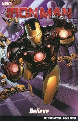 Iron Man: Believe (Paperback)