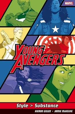 Young Avengers Style>substance (Paperback)