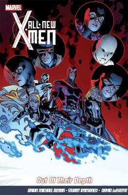All-new X-men Vol.3: Out Of Their Depth (Paperback)