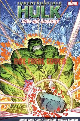 Indestructible Hulk Vol.2: Gods And Monster (Paperback)