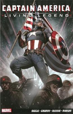 Captain America: Living Legend (Paperback)
