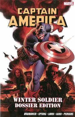 Captain America: Winter Soldier Dossier Edition (Paperback)