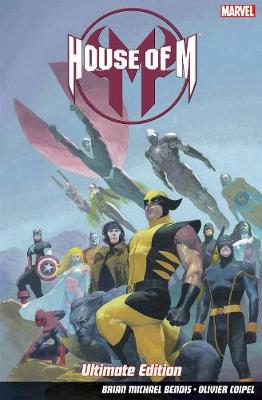 House Of M - Ultimate Edition (Paperback)