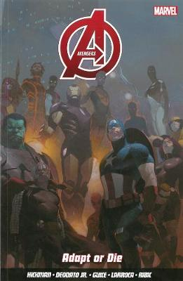 Avengers Vol. 4: Adapt Or Die (Paperback)