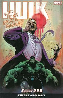 Hulk Vol.1: Banner D.o.a (Paperback)