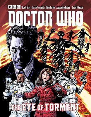 Doctor Who: The Eye Of Torment (Paperback)