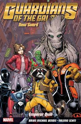 Guardians Of The Galaxy: New Guard Volume 1 - Emperor Quill (Paperback)