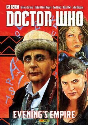 Doctor Who: Evening's Empire (Paperback)