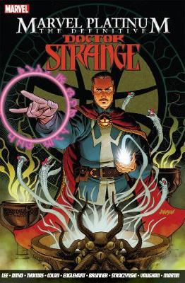 Marvel Platinum: The Definitive Doctor Strange (Paperback)