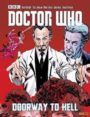 Doctor Who Vol. 25: Doorway To Hell (Paperback)