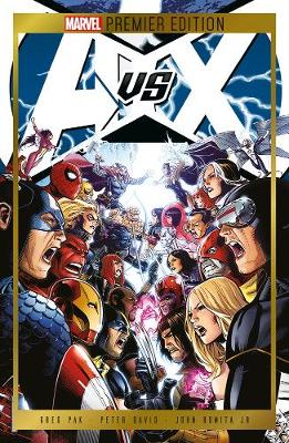 Marvel Premium Edition: Avengers Vs. X-men (Hardback)
