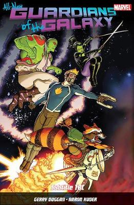 All-new Guardians Of The Galaxy Vol. 1: Communication Breakdown (Paperback)