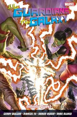 All-new Guardians Of The Galaxy Vol 3: Infinity Quest (Paperback)