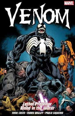Venom Vol. 3: Lethal Protector: Blood in the Water (Paperback)