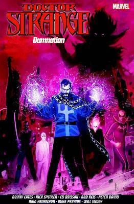 Doctor Strange: Damnation (Paperback)