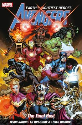 Avengers Vol. 1: The Final Host (Paperback)