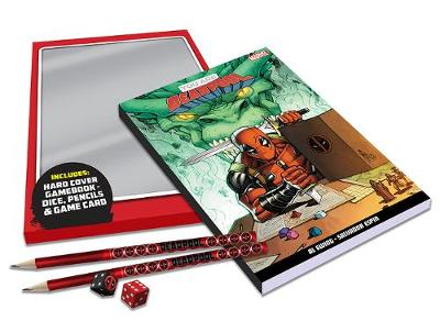 You Are Deadpool: Deluxe Boxed Set (Hardback)