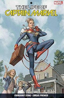 The Life Of Captain Marvel (Hardback)