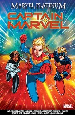 Marvel Platinum: The Definitive Captain Marvel (Paperback)