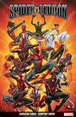 Amazing Spider-man: Spider-geddon (Paperback)
