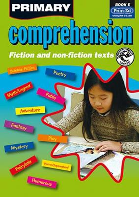 Primary Comprehension: Bk. E: Fiction and Nonfiction Texts (Paperback)