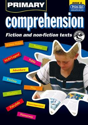 Primary Comprehension: Bk. G: Fiction and Nonfiction Texts (Paperback)