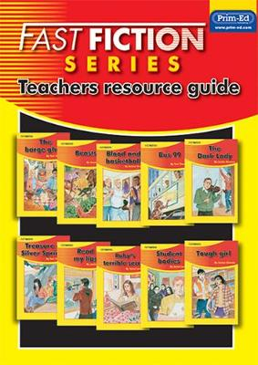 Fast Fiction: Teacher's Resource Guide - Fast Fiction S. (Paperback)