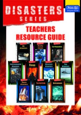 Disasters: Teacher's Resource Guide - Disasters (Paperback)